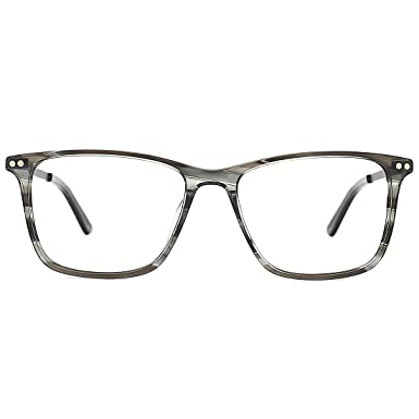 62db9b8dcb40 Image Unavailable. Image not available for. Color  Slocyclub Unisex Retro  Full Rim Classic Optical Eyeglasses Nerd Glasses Clear Lens
