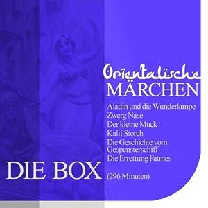 Orientalische Märchen aus 1001 Nacht: Die Box Hörbuch