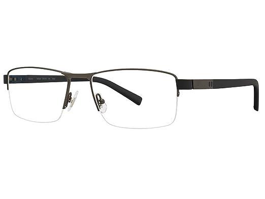 a8900efbe3 OGA MOREL Eyeglasses Arlig 4 10012 10012O (dark grey matte black / clear  demo lenses
