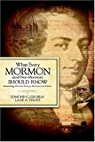 What Every Mormon Should Know, Edmond Gruss, 1600341632