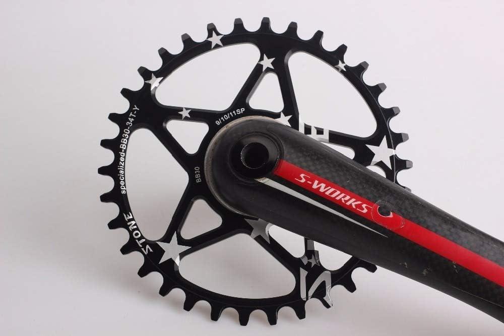 Xennos - Plato para Bicicleta Specialized S-Works Direct Mount ...