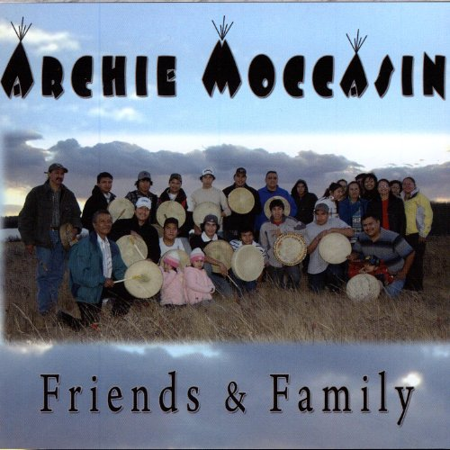 friends family by archie moccasin on amazon music. Black Bedroom Furniture Sets. Home Design Ideas