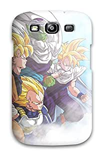 New Arrival Cover Case With Nice Design For Galaxy S3- Dragon Ball Team