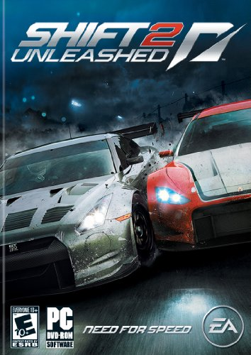 Shift 2 - Unleashed - PC (Limited)