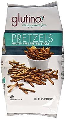 Glutino Gluten Free Pretzel Sticks, 14.1 oz