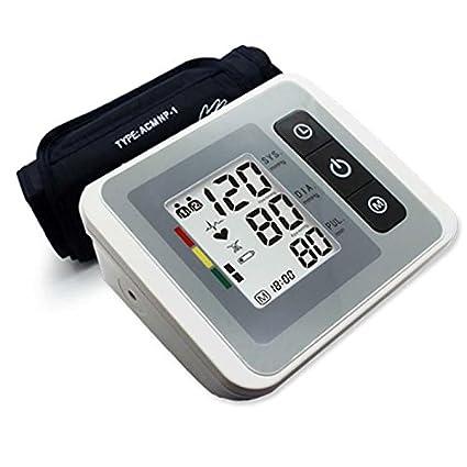 mzp en inglés voz presupuesto electrónicos sphygmo Manómetro Tensiómetro de brazo mesa
