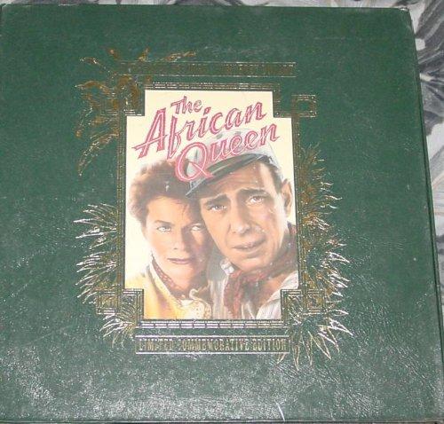 The African Queen, Deluxe Box Set Laserdisc
