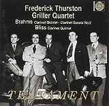 Brahms: Clarinet Quintet, Clarinet Sonata No. 2
