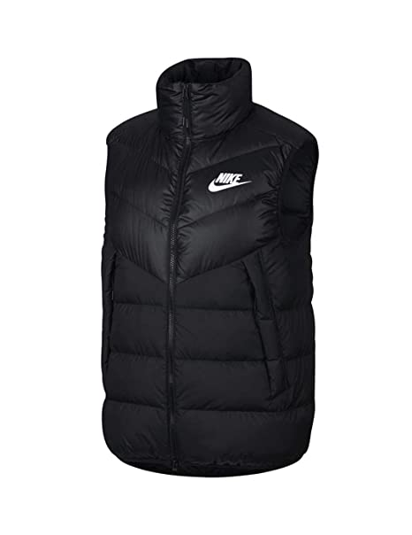 Nike Chaleco Sportswear Windrunner Negro Hombre M Negro: Amazon.es: Ropa y accesorios