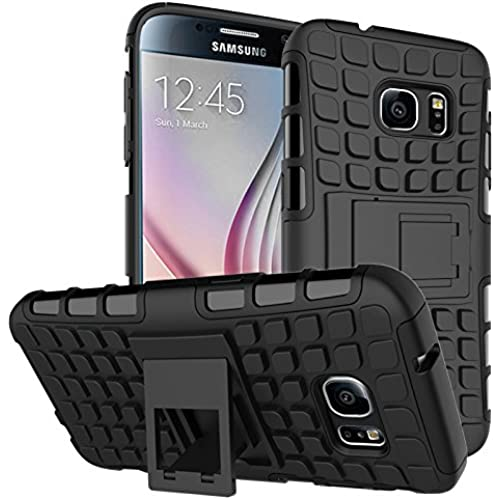 Galaxy S7 Edge Case, Kartice Heavy Duty Rugged Dual Layer Armor with Kickstand Protective Cover for Samsung Galaxy Sales