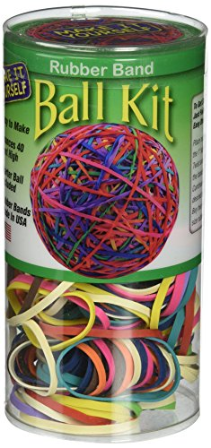 Pencil Grip Make It Yourself Rubber Band Ball Kit