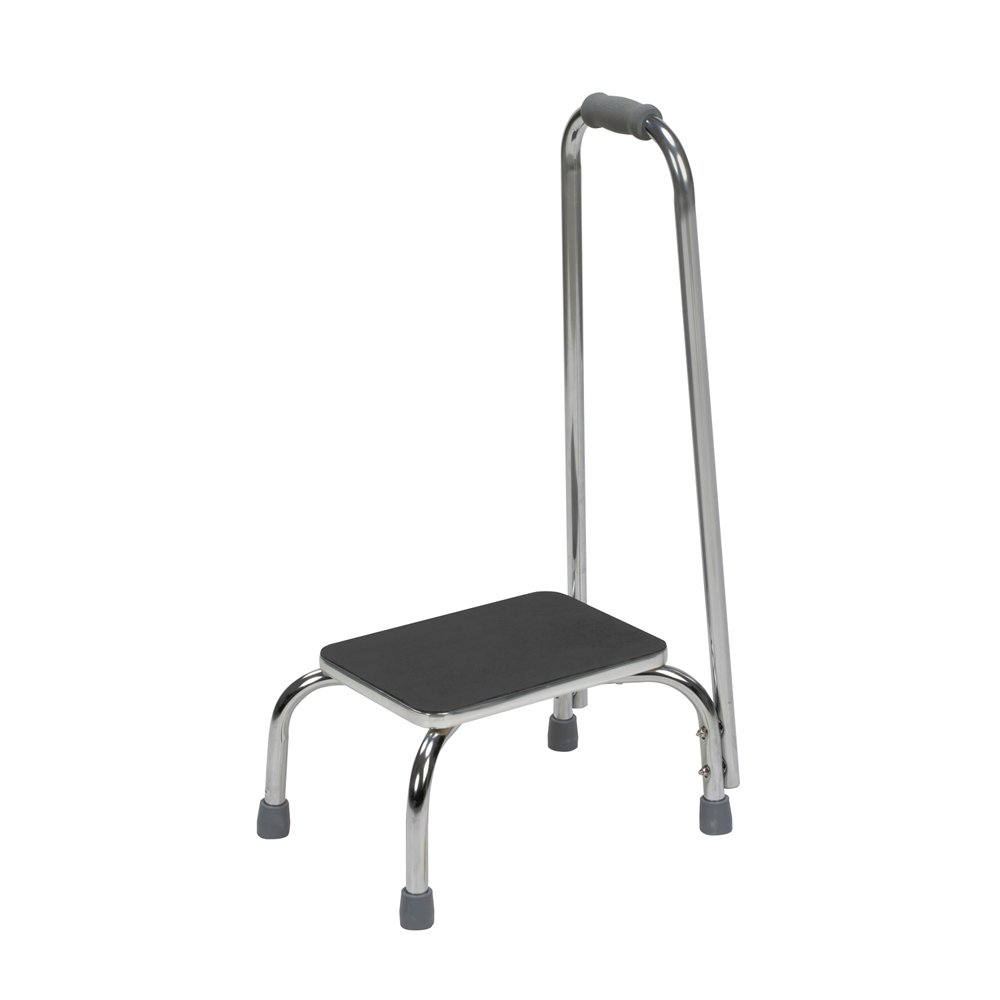 MABIS DMI Healthcare Vida Mia Foot Stool with Handle by MABIS DMI Healthcare