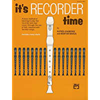 It's Recorder Time book cover