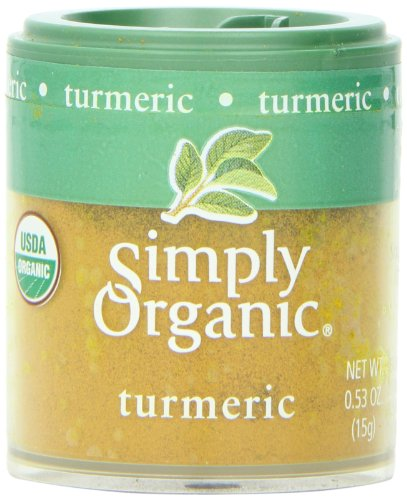 Simply Organic Certified 0 53 Ounce Containers