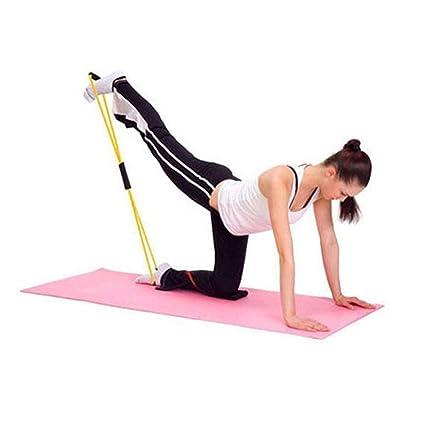 Amazon.com: Bulges - Cuerda de gimnasia para yoga, 8 formas ...