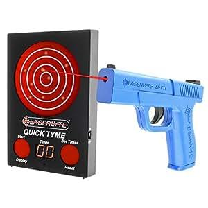 LaserLyte Trainer Target Quick Tyme Kit