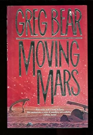 book cover of Moving Mars