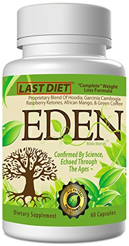 5-n-1 Weight Loss Blend:Eden's
