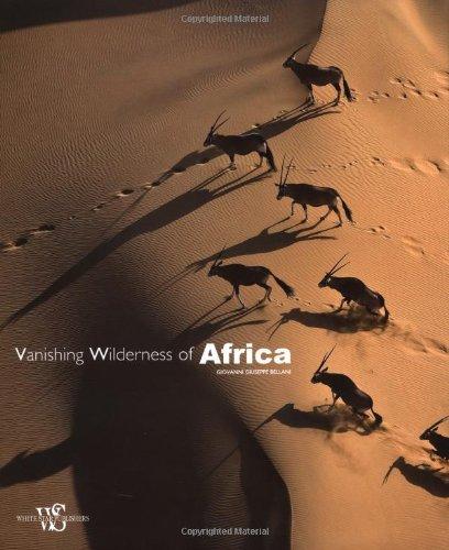 Vanishing Wilderness of Africa by Brand: White Star Publishers