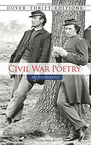 Civil War Poetry (Dover Thrift Editions)