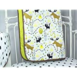Woodland Animals Baby Comforter