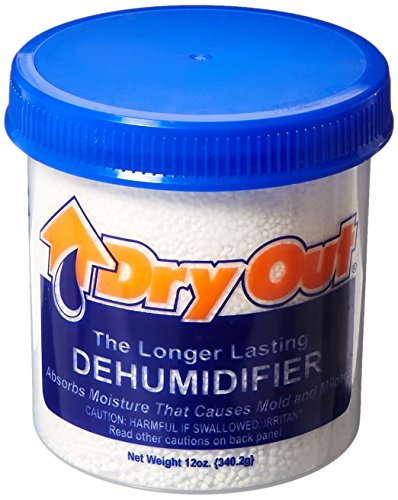 Jet Chemical 01-1015 Dry Out Dehumidifier ()