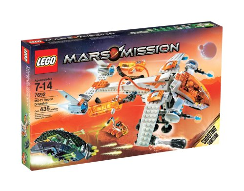 LEGO Mars Mission MX-71 Recon Dropship
