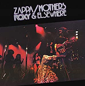Frank Zappa Roxy Amp Elsewhere Amazon Com Music