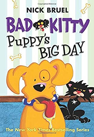 book cover of Puppy\'s Big Day