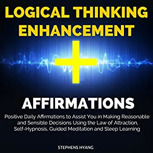Logical Thinking Enhancement Affirmations Speech
