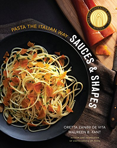 Sauces & Shapes: Pasta the Italian Way cover