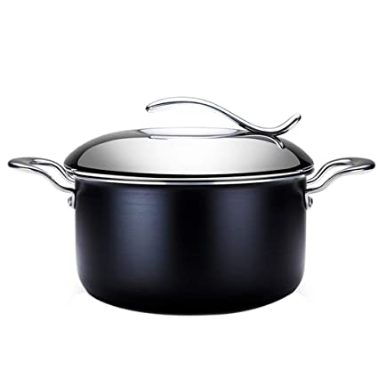 Ollas para pasta Olla de sopa olla de leche caliente del hogar olla de fideos instantáneos