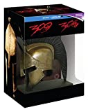 300 / 300: Rise of an Empire Collection - 3-Disc Box Set with Spartan Helmet Resin Statue ( Three Hundred / Three Hundred: Rise of an Empire ) (3D & 2D) [ Blu-Ray, Reg.A/B/C Import - United Kingdom ]