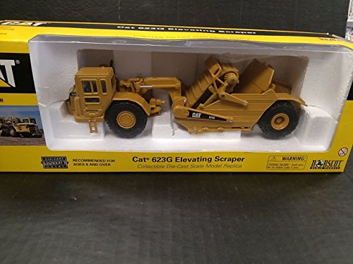 Caterpillar 623G Elevating Scraper 1/50 Norscot 55097 Die Cast 2002 MIB new