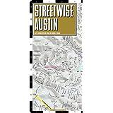 Streetwise Austin Map - Laminated City Center Street Map of Austin, Texas (Streetwise (Streetwise Maps))