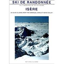 Ski de randonnée : isere