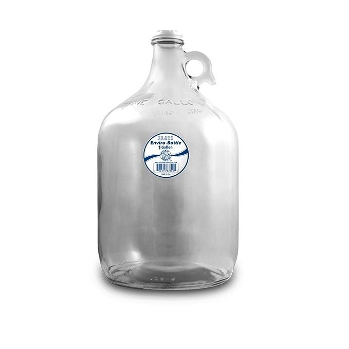 Amazon.com: New Wave Enviro Productos Botella de vidrio ...