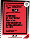 Chairman, Distributive Education (Merchandising and Salesmanship), Sr. H. S., Rudman, Jack, 0837381533