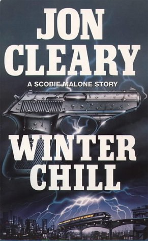 book cover of Winter Chill