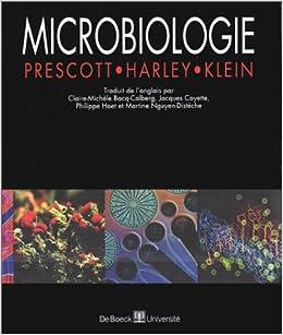 PRESCOTT TÉLÉCHARGER MICROBIOLOGIE