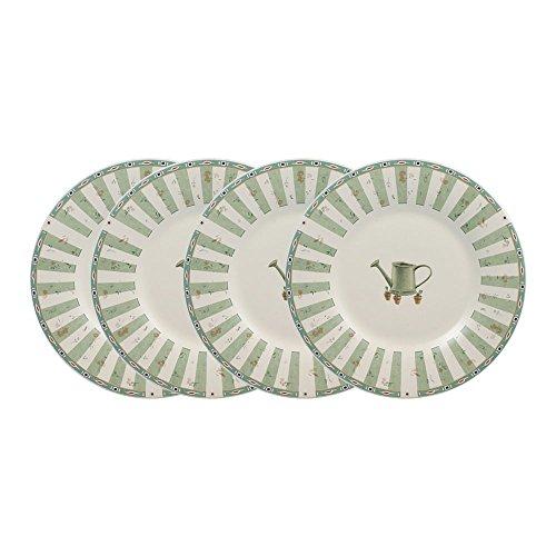 Pfaltzgraff Naturewood Accent Salad Plate (8-Inch, Set of 4)