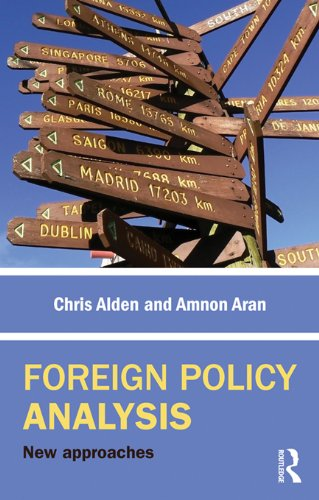 Foreign Policy Analysis: New Approaches Pdf