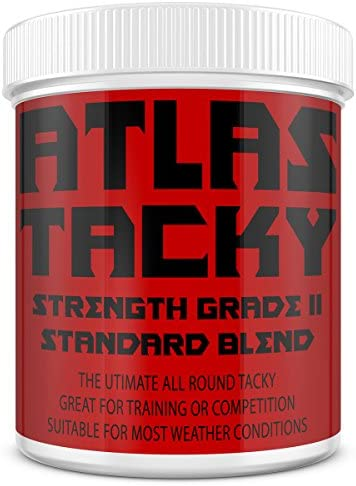 CERBERUS STRENGTH Atlas Tacky Grade II Standard Blend