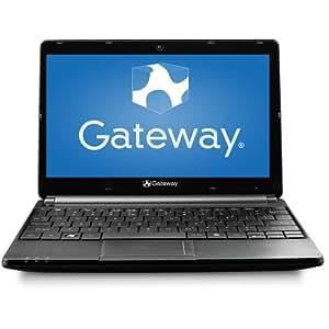"""Gateway LT Series LT4010U Intel Atom N2600 X2 1.6GHz 1GB 320GB 10.1"""" Win7 Starter (River Black)"""