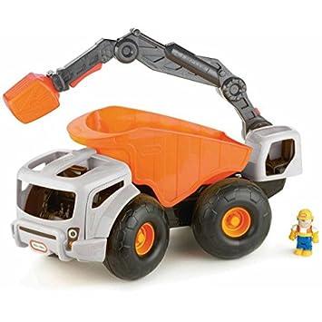 Little Tikes Monster Dirt Digger De plástico vehículo de juguete - Vehículos de juguete (De