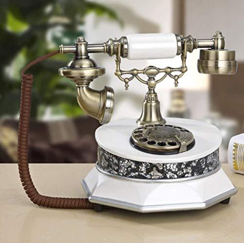 Teléfono Antiguo, artesanía Creativa Vintage/Tocadiscos ...
