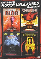 The Blob - A malignant, gelatinous life-form takes over a small town in this visually gut-wrenching thriller. Christine - The twisted love story of a teenager and his obsessively jealous 1958 Plymouth Fury. Fright Night - A teenager enlists t...