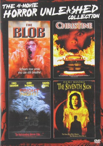 The Blob (1988) / Christine (1983) / Fright Night (1985) / Seventh -