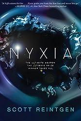 Nyxia by Scott Reintgen YA science fiction book reviews