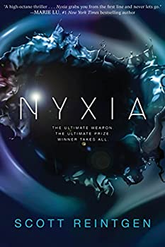 Nyxia by Scott Reintgen YA science fiction book reviews
